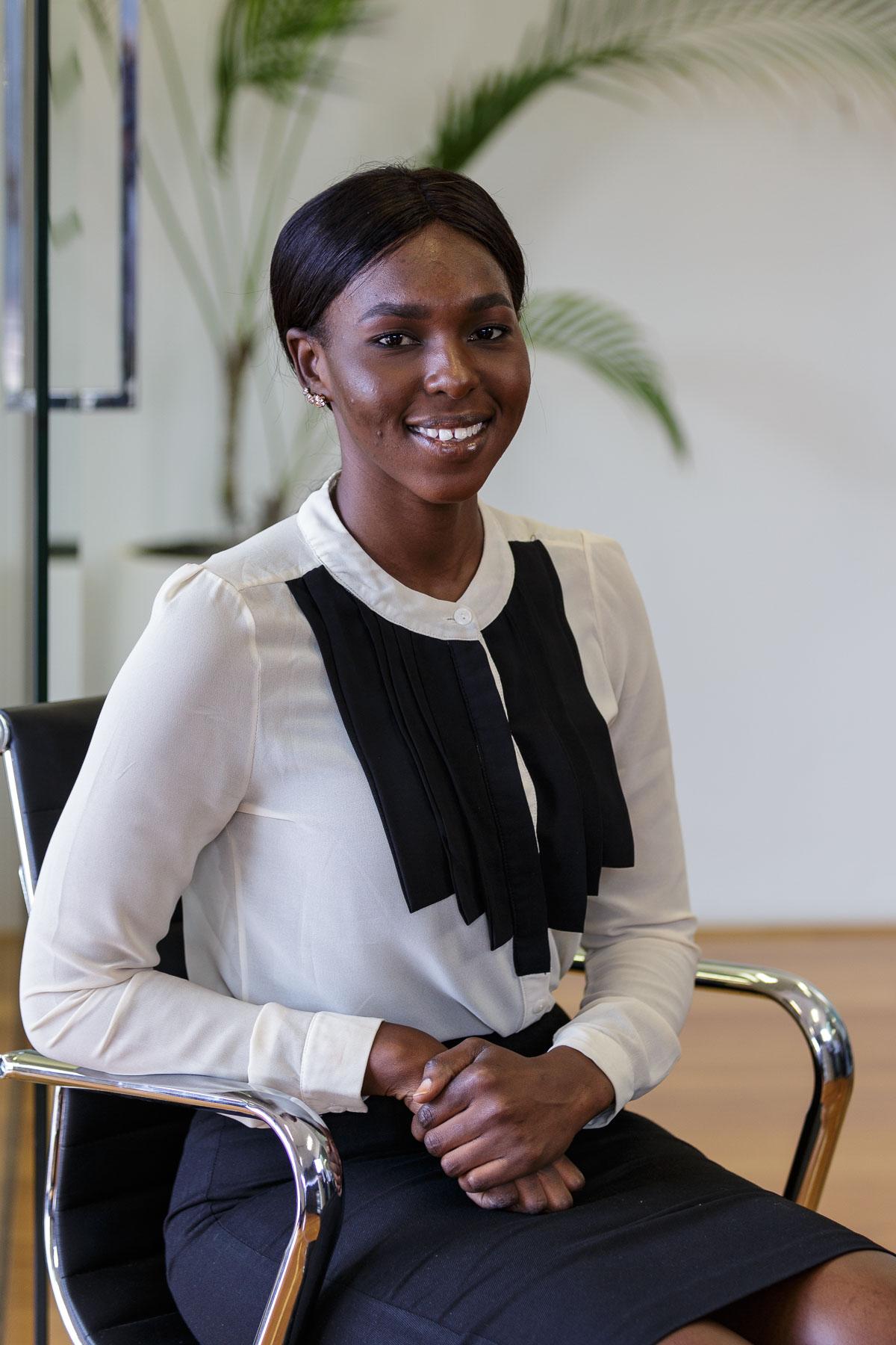 Christine Yengi